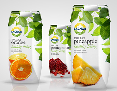 LACNOR Fruit Juice Packaging Client Proposal