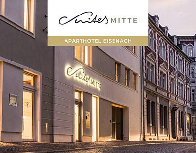 Suites Mitte – Corporate Design