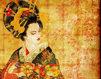 桜吹雪 -Rain Of Cherry Blossoms-