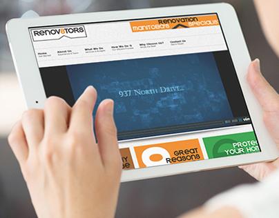Renov8tors: Name, Brand & Website
