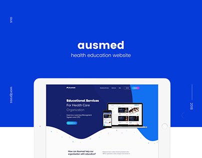 Medical Education Website - Ausmed