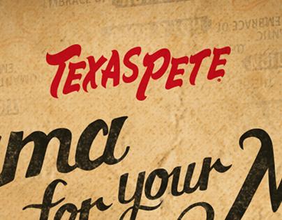 Texas Pete - Drama Radio :15s