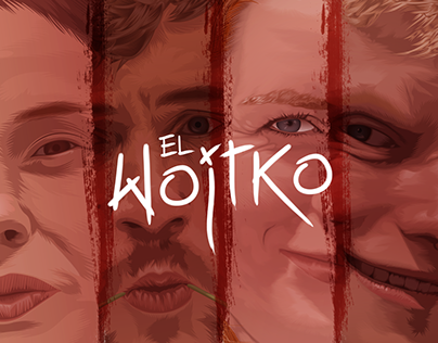 """El Wojtko"" illustrations"