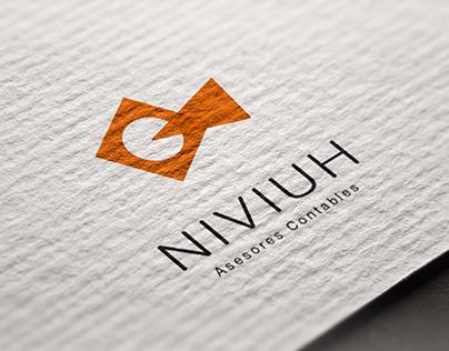 Branding: Niviuh Contadores