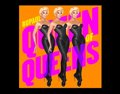 RuPaul—Queen of Queens (EP)