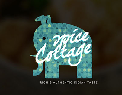 Spice Cottage Restaurant - Branding Prototypes