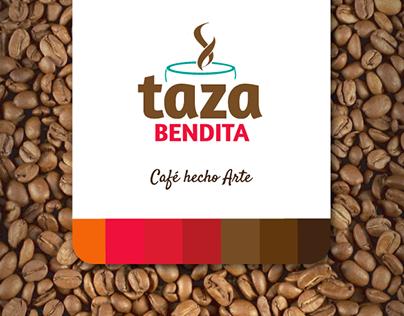 Taza Bendita - Café Hecho Arte