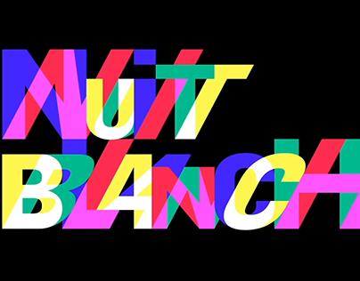 Teaser Nuit blanche 2019