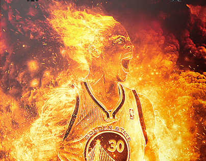 Steph Curry - Human Torch
