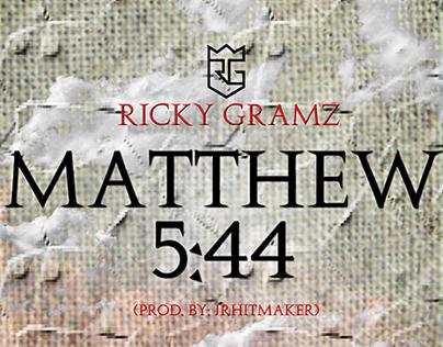 Matthew 5:44 Visuals & Conceptual Design