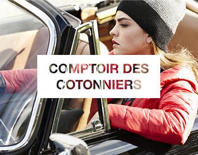 Comptoir des Cotonniers - Web App