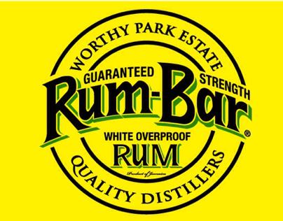 RumBarRum Brand Development