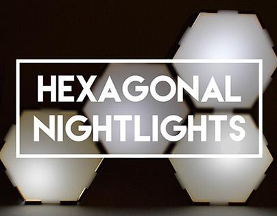 Hexagonal Nightlights [Spring 2014]