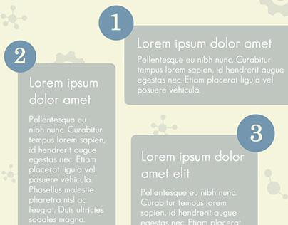 Tip Sheet Design Template