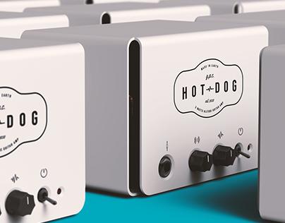 Hot-Dog 3 Watts Amp