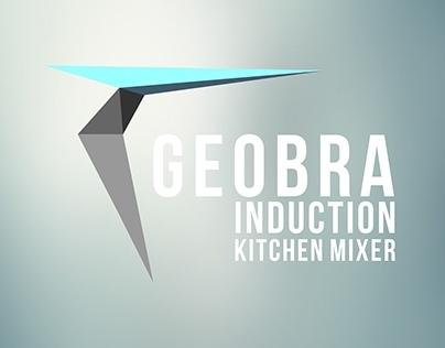 GEOBRA: Induction Kitchen Mixer Tap