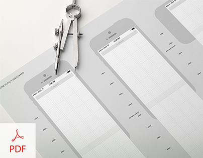 UX Wireframe templates