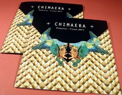 Chimaera invitations Spring/Summer2012 - Leyre Valiente