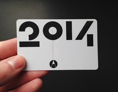Tessera soci Aiap 2014