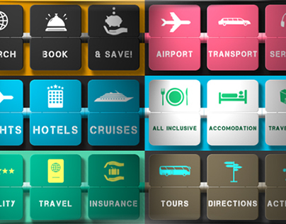 Travel Agency / Travel Services Video Intro