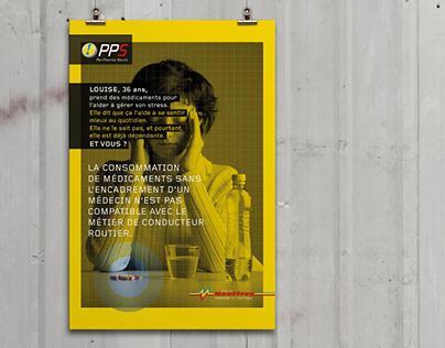 MAUFFREY affiches prévention sécurité