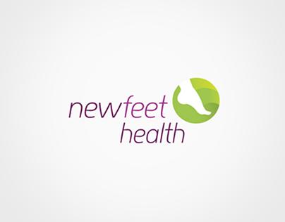 New Feet Health - Identidade Visual