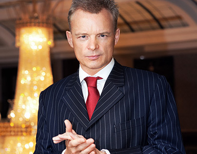 Neil Mitchell, International Businessman