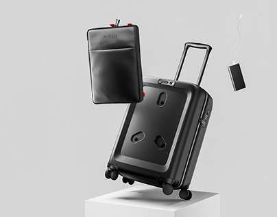 Jey & Em Nomad smart luggage