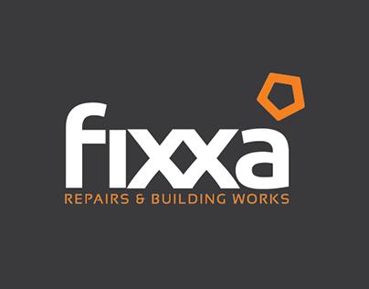 FIXXA Logo Proposal
