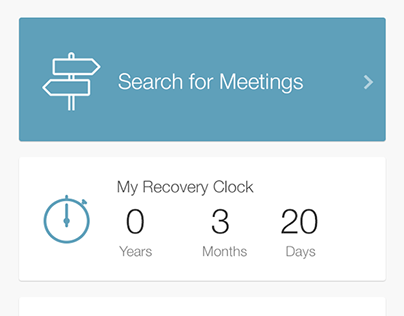 OneHealth MeetingFinder - iOS
