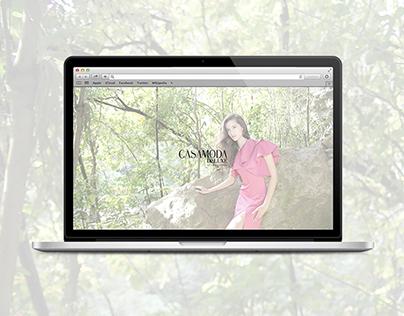 Casa Moda de Luxe (PSD to Wordpress)