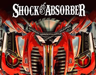 Shock Absorber Logo & Album art