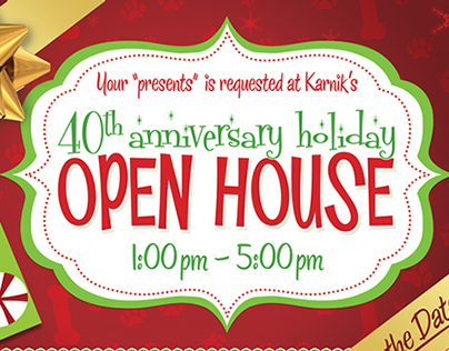 Karnik - Holiday Open House Event