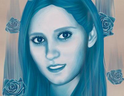 Retrato Katerin.