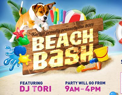 Karnik - Beach Bash Event