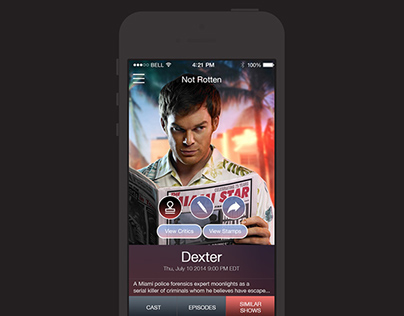 Not Rotten Mobile App