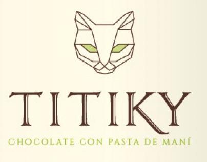 Chocolate Titiky