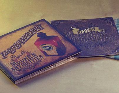Pugwash Albums and Singles