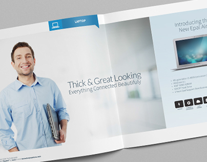 TEMPEY - Digital Product Catalog Template
