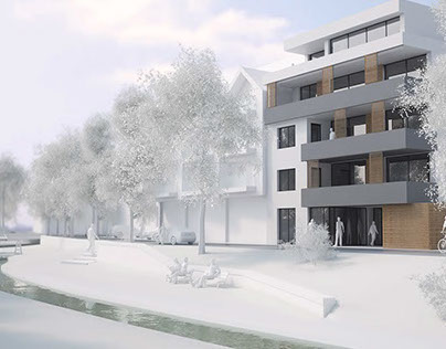 Residential Building, Merzig