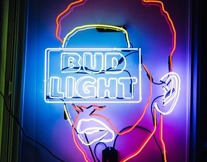 Bud Light Campaign x Bottle Launch