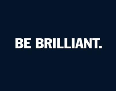 """Saint Louis University """"Be Brilliant"""" Video"""