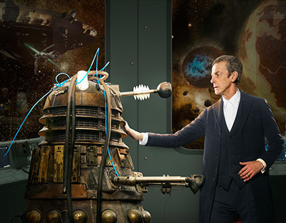 """Doctor Who - Series 8 """"Into the Dalek"""""""