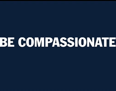"""Saint Louis University """"Be Compassionate"""" Video"""