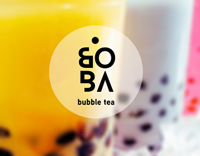 BOBA • bubble tea