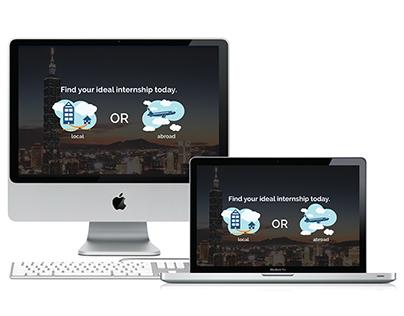 Internleague homepage