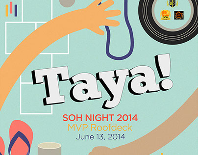 School of Humanities Night 2014: Taya!