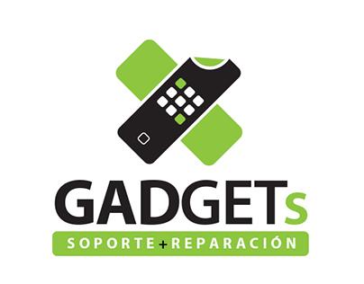 Gadgets Logo & Bussines Cards