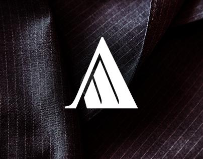 Christopher Aujard Law Office / Brand Identity
