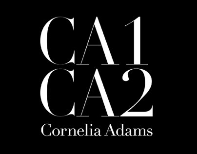 Cornelia Adams - UI Design